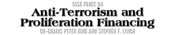Taskforce on Anti-Terrorism and Proliferation Financing